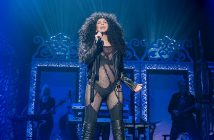 Cher Live in Las Vegas (taken from artists official facebook)