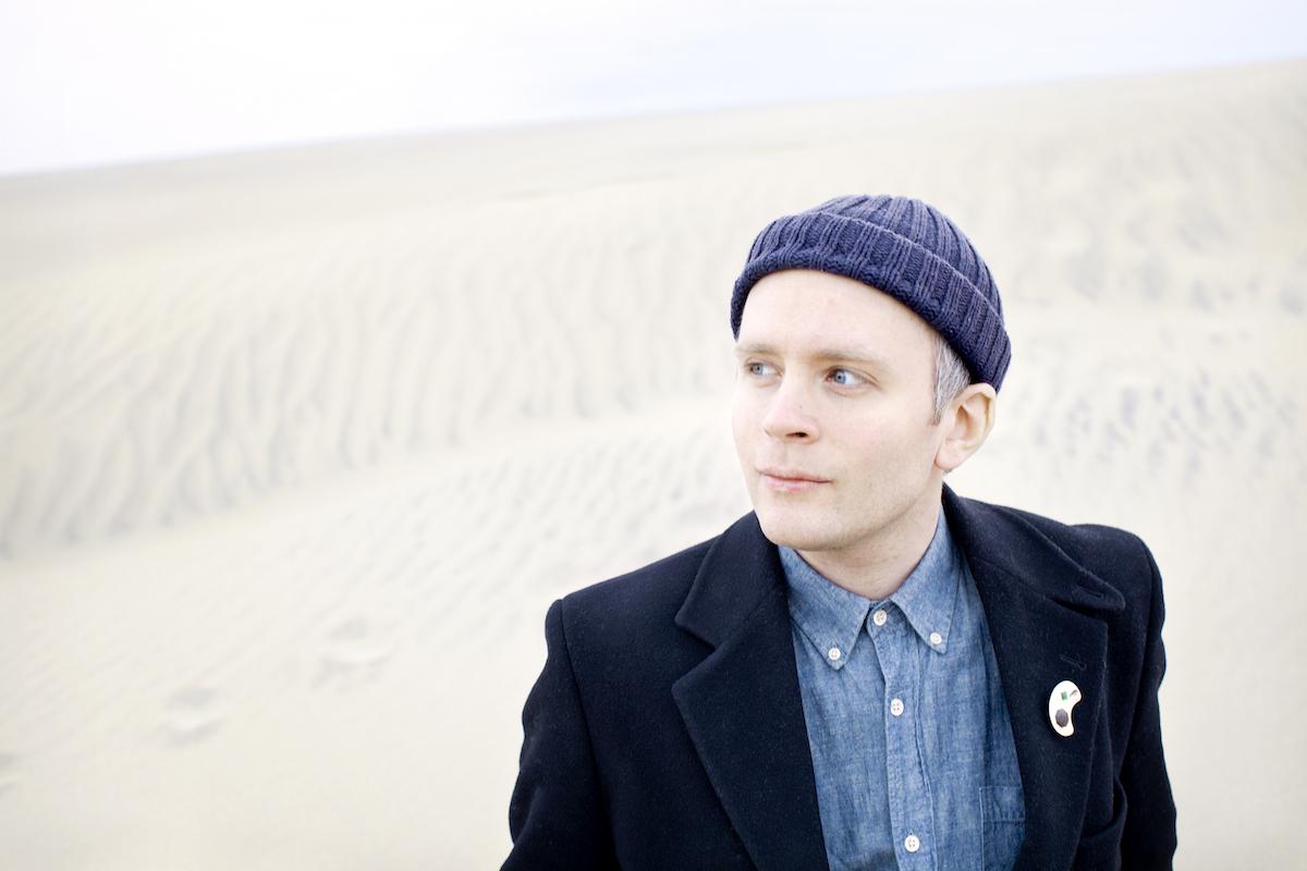 Jens Lekman [Credit: Kristin Lidell]