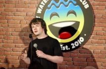Ant Campbell at the Hot Water Comedy Club