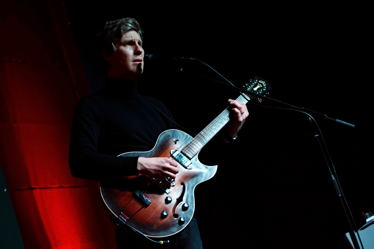 Scott Matthews, Photo Credit: Christopher Flack