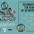 10 Years of Getintothis