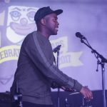 Yaw Owusu collects Aystar's memento as he was on tour