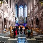 Show Me Your Hands - Aleasha Chaunte  - Lady Chapel