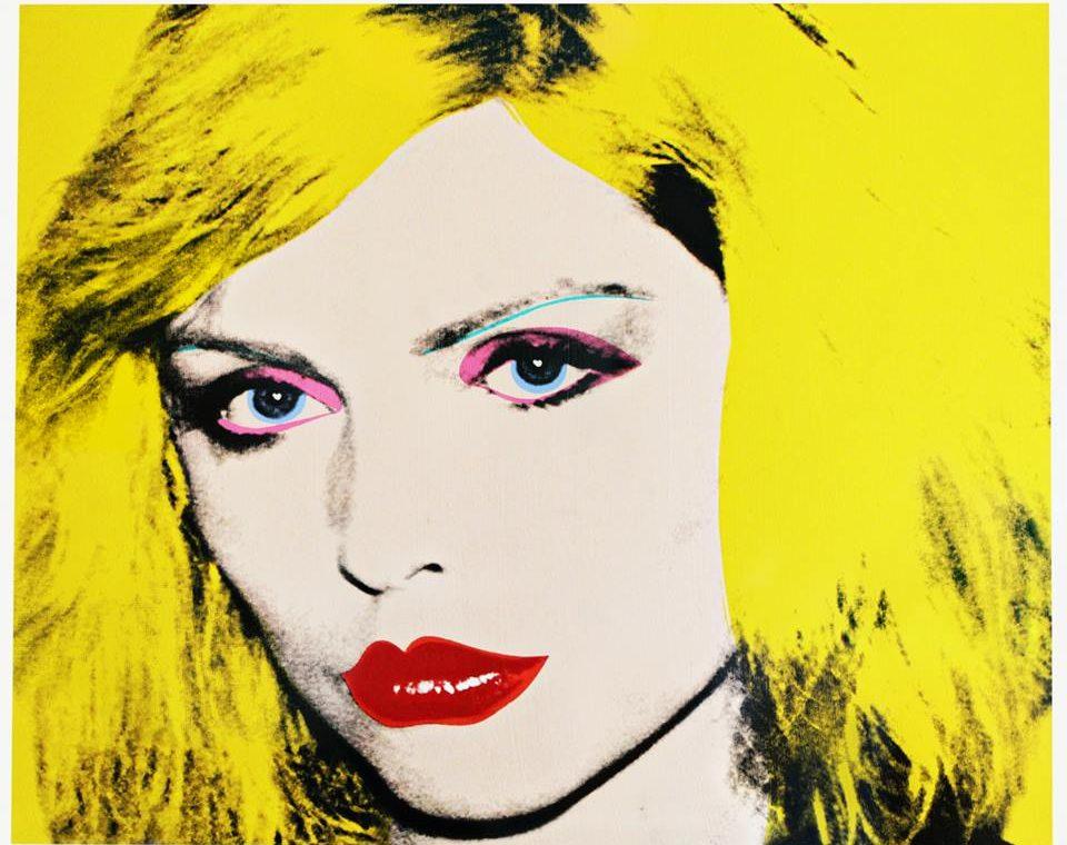 Blondie (credits: artist's Facebook)
