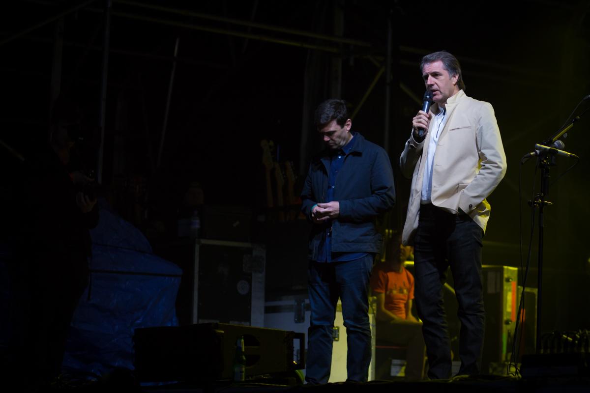Andy Burnham and Steve Rotherham