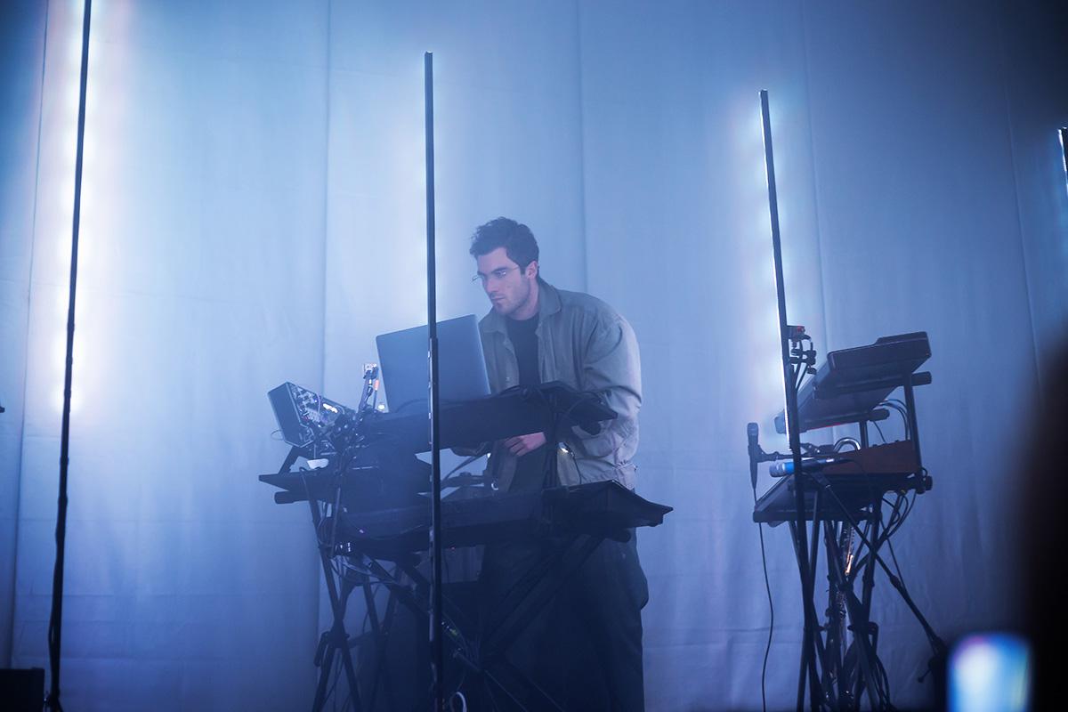 Nicholas Jaar
