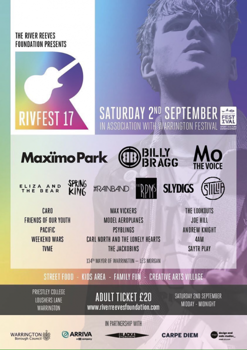 Rivfest Warrington 2017