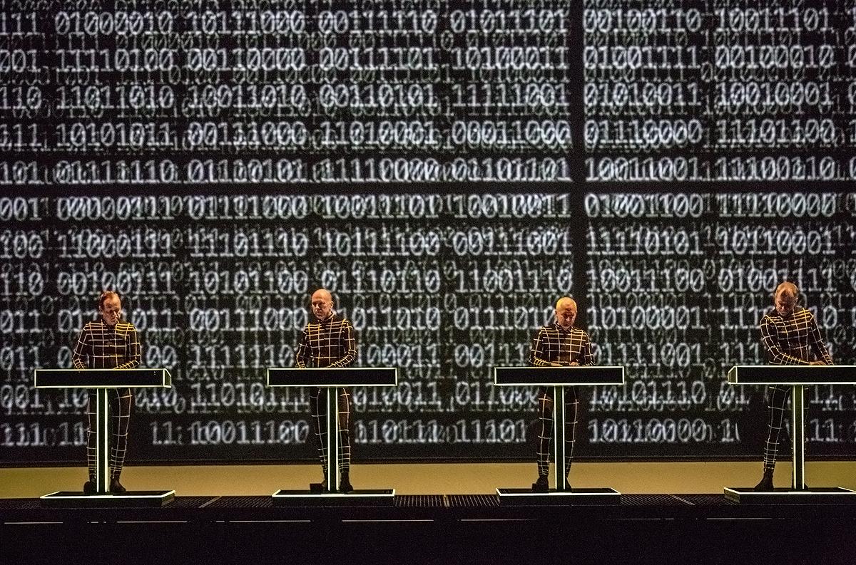 Kraftwerk at Liverpool Philharmonic