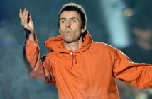 Liam Gallagher at the One Love Manchester benefit concert