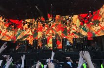 Stone Roses at Hampden Park, Glasgow