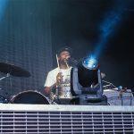 Nas' drummer