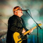 Pixies performing at bluedot Festival, Jodrell Bank Discovery Centre