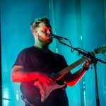 Alt-J performing at bluedot Festival, Jodrell Bank Discovery Centre