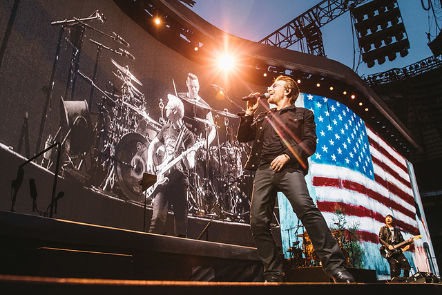U2 - credit: band's website