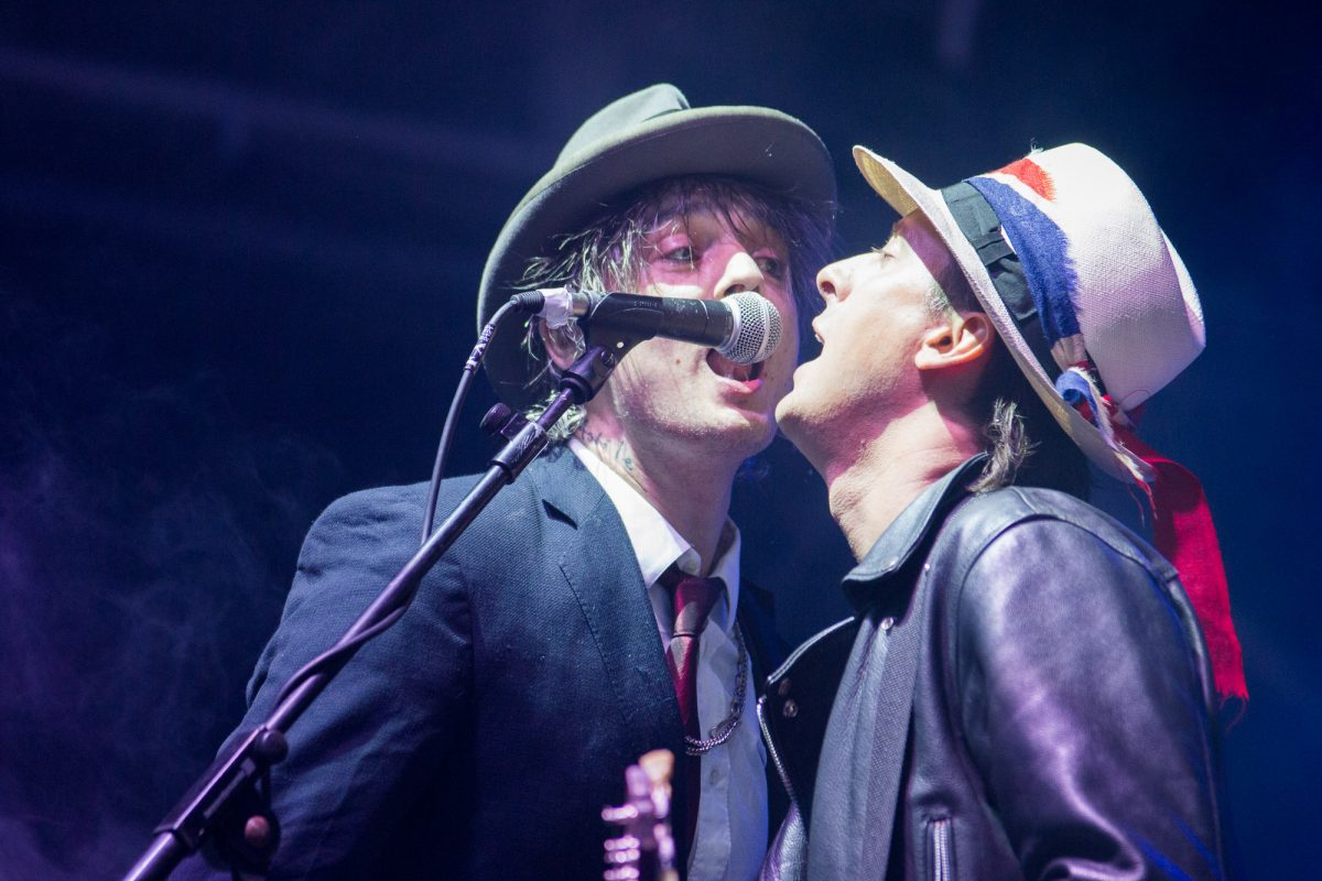 The Libertines by Simon Butler
