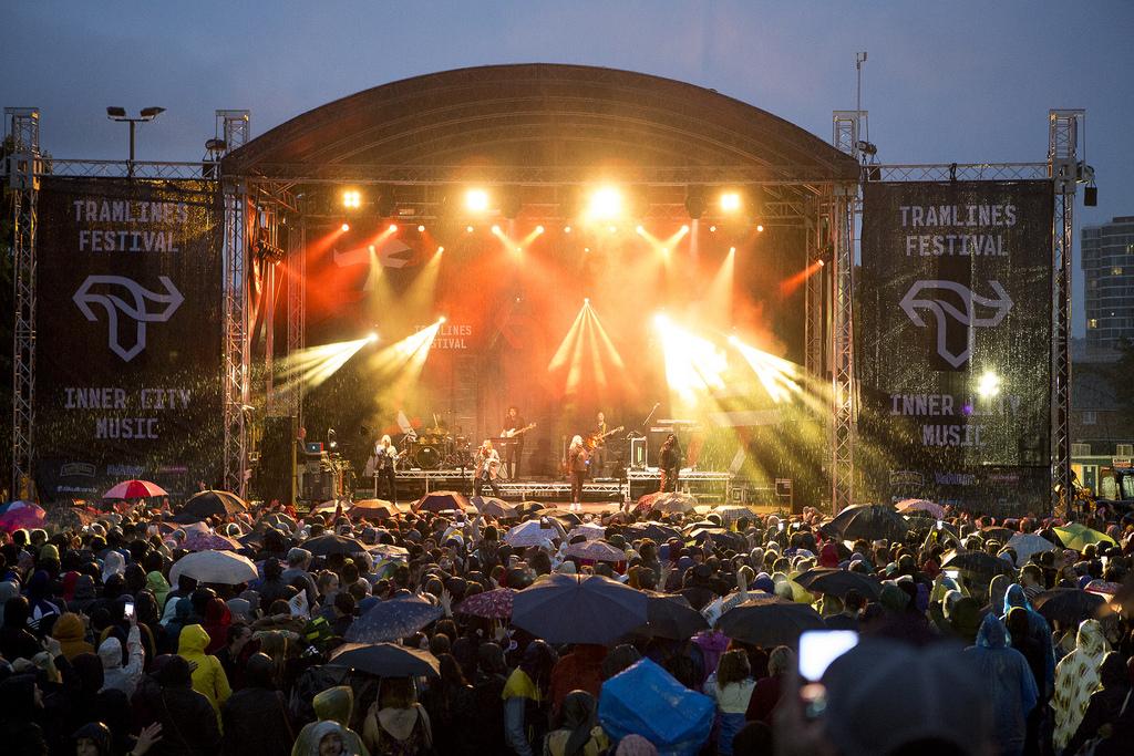 Tramlines Festival 2017