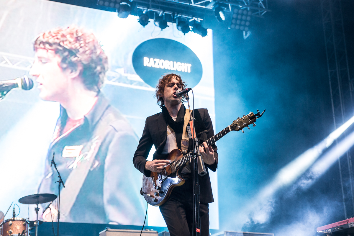 Razorlight at Hope and Glory
