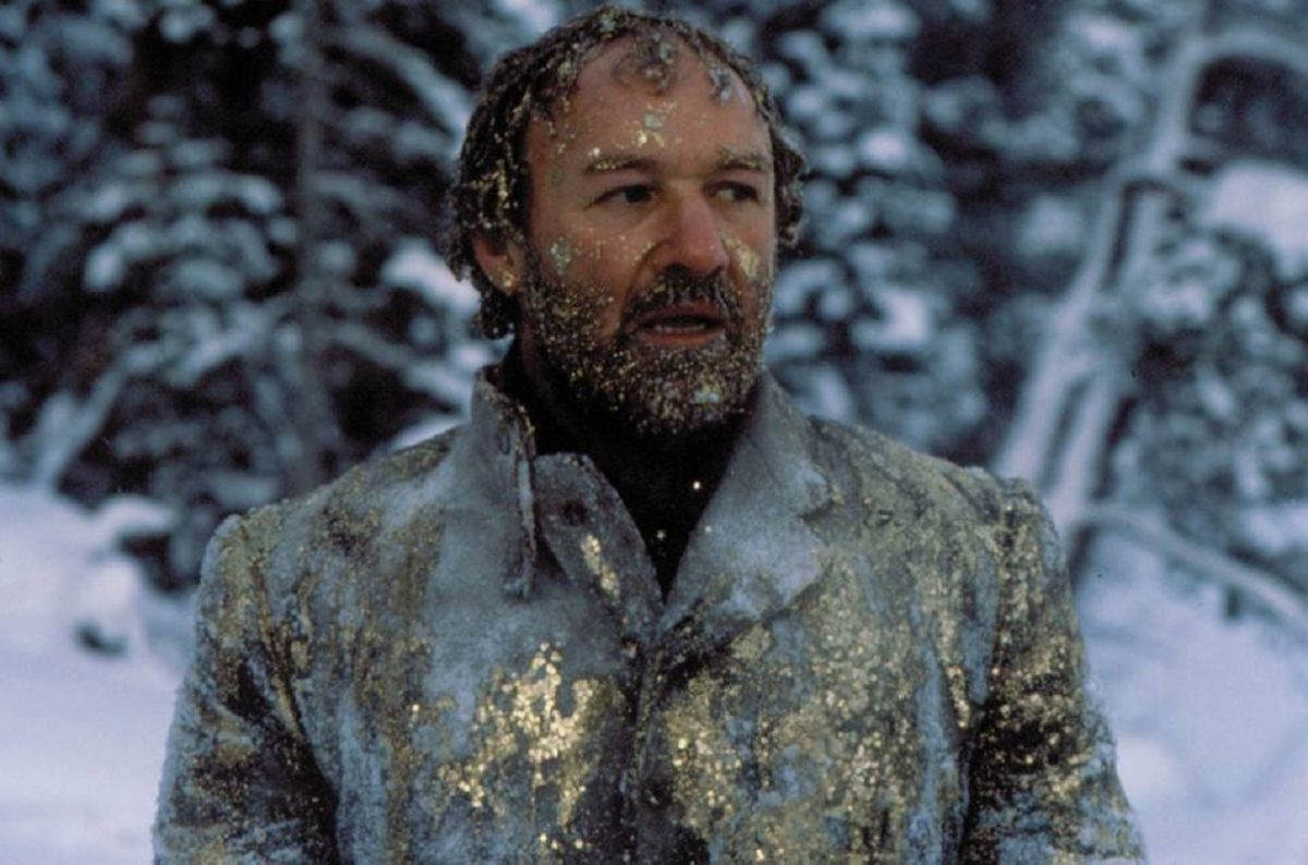 Gene Hackman in Nic Roeg's Eureka (Photo Credit: Eureka! Entertainment Facebook page)