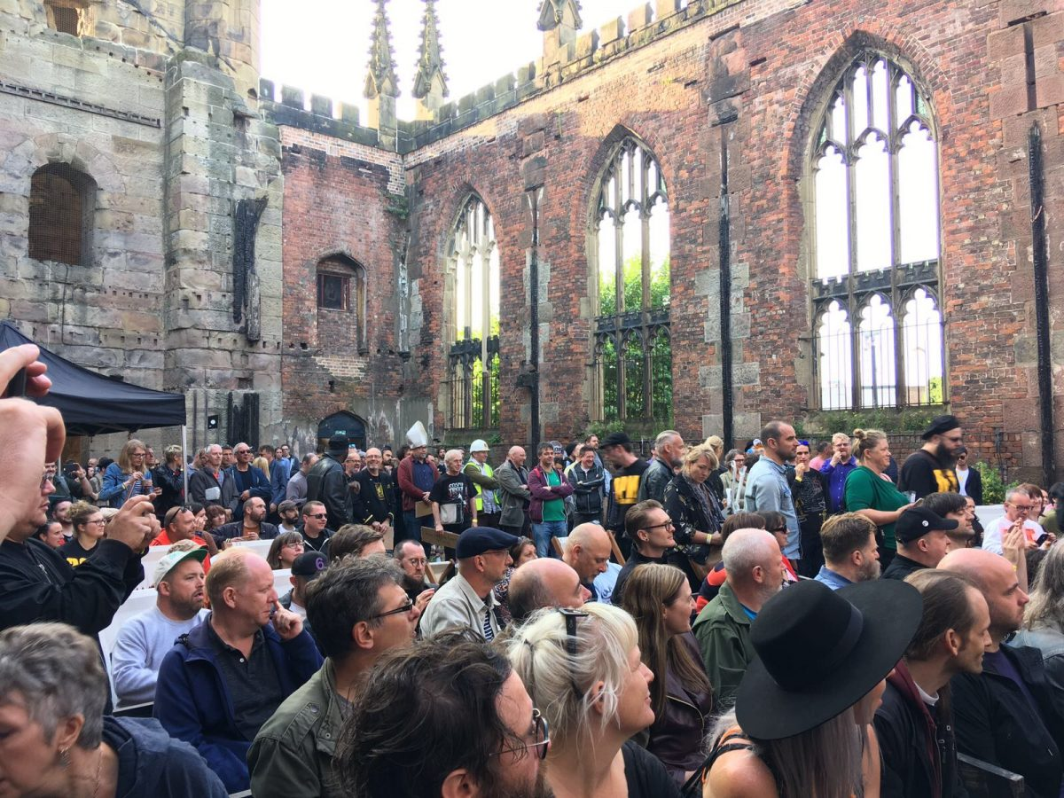 The KLF at the Bombed Out Church