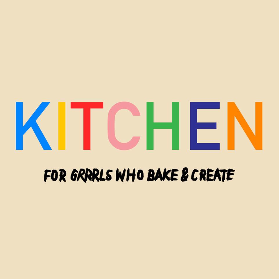 Kitchen Grrrl Power