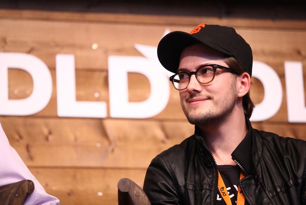 Alexander Ljung: Soundcloud co-founder and CEO