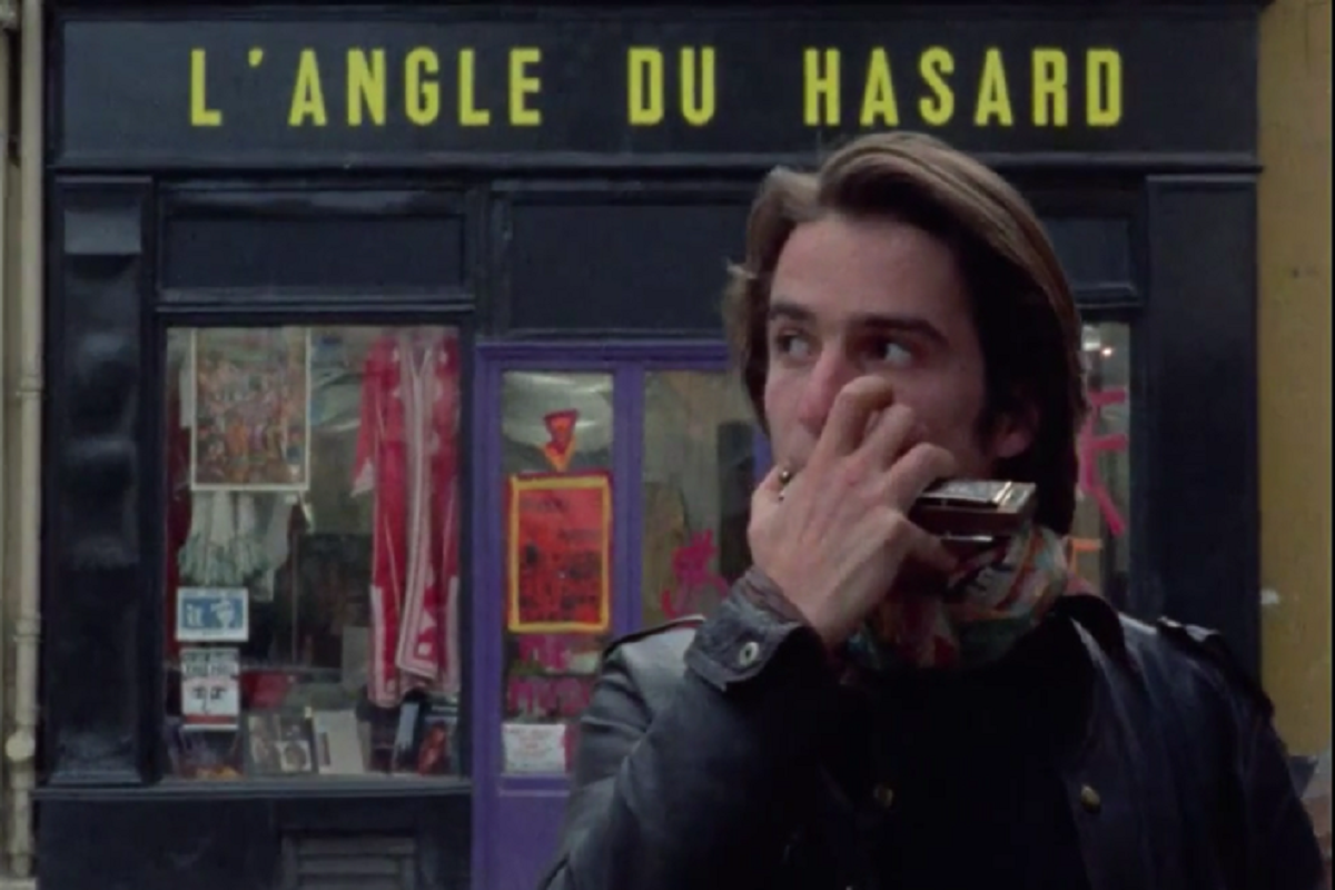 Jean Pierre Leaud in Jacques Rivette's Out