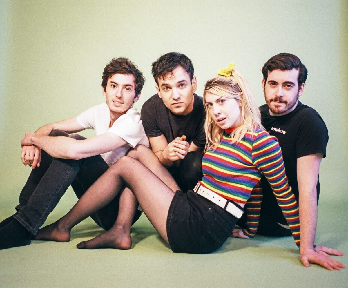 Charly Bliss (photo credit: Jacqueline Harriet)