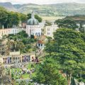 Festival No.6 at Portmeirion