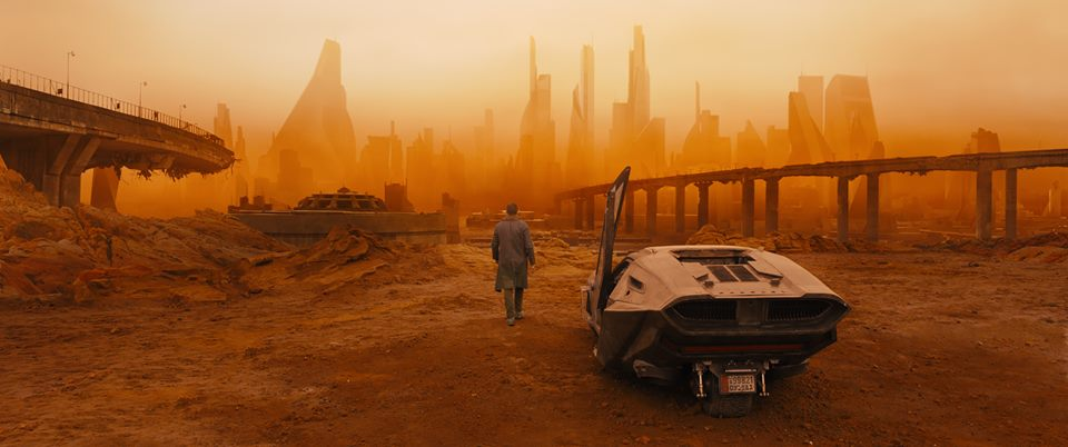 Blade Runner 2049 promotional pictures (taken from films official facebook)