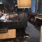 James Skelly at Parr Street Studios