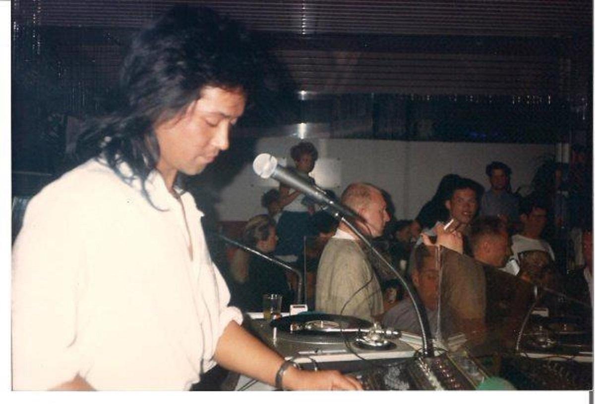 Trevor Fung, Ibiza 1984