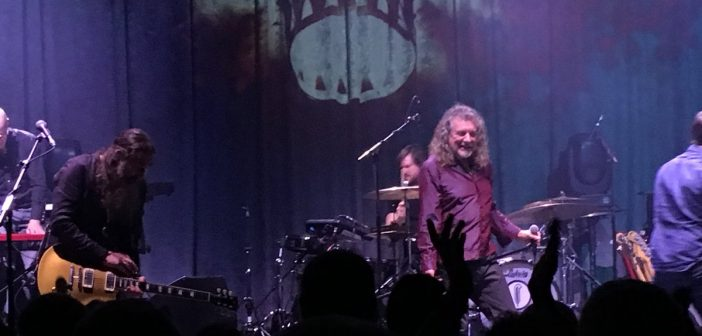 Robert Plant, Seth Lakeman: The Olympia, Liverpool