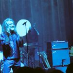 Robert Plant at Liverpool's Olympia