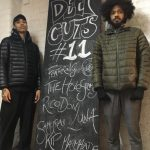 Wavey Joe and Rico Don at Deep Cuts