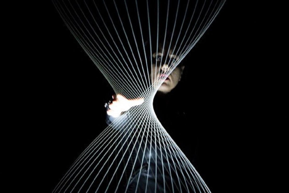 Michela Pelusio: SpaceTime Helix