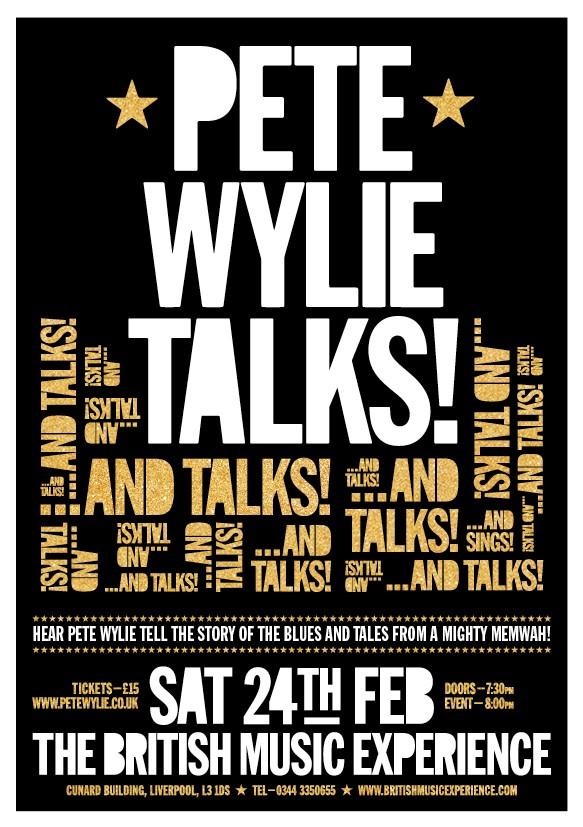 Wylie Talks