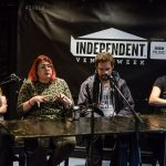 Safe Gigs for Women panel during IVW