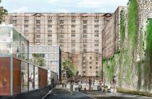 Ten Streets - Liverpool's new creative district - CGI