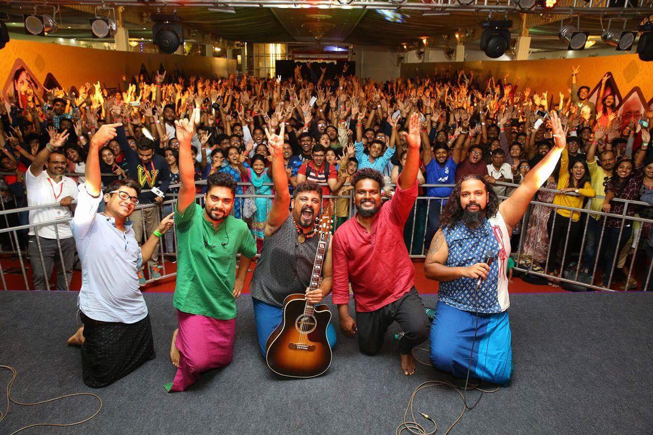 Raghu Dixit - Photo Credit: Artist's Facebook Page