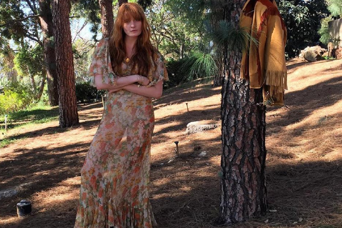 Florence Welch (Credit: Artists Facebook page)