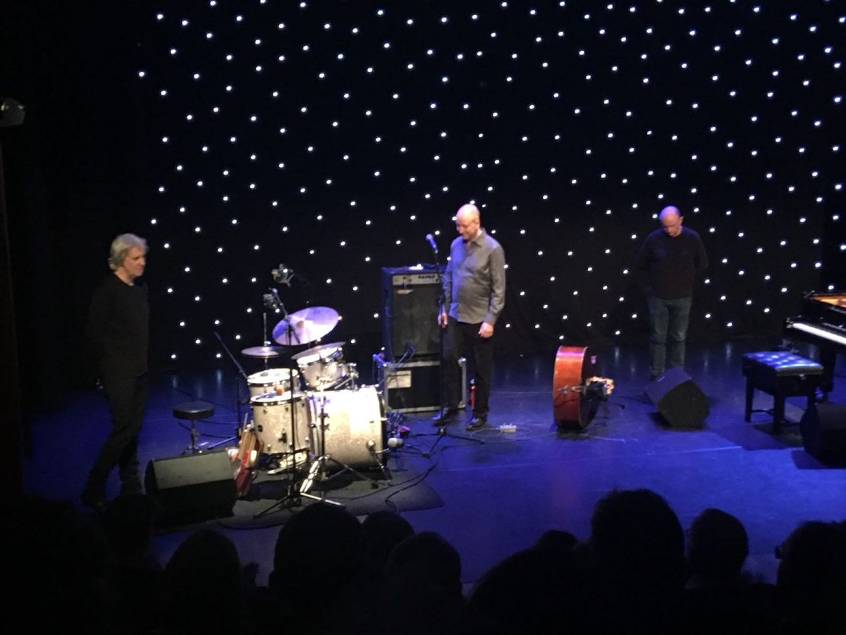 The Necks at The Capstone Theatre