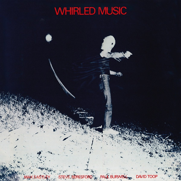 Whirled Music Cover - courtesy Black Truffle Records
