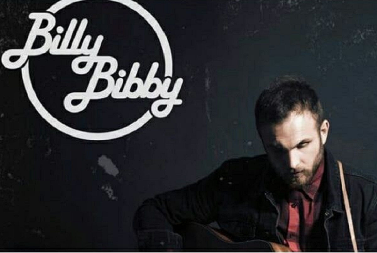 Billy Bibby. Photo from artist's Facebook Page