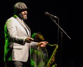 Gregory Porter, Kris Berry: Empire Theatre, Liverpool