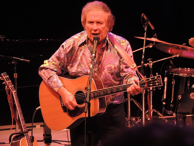 Don McLean [Image credit: Wikimedia Commons]