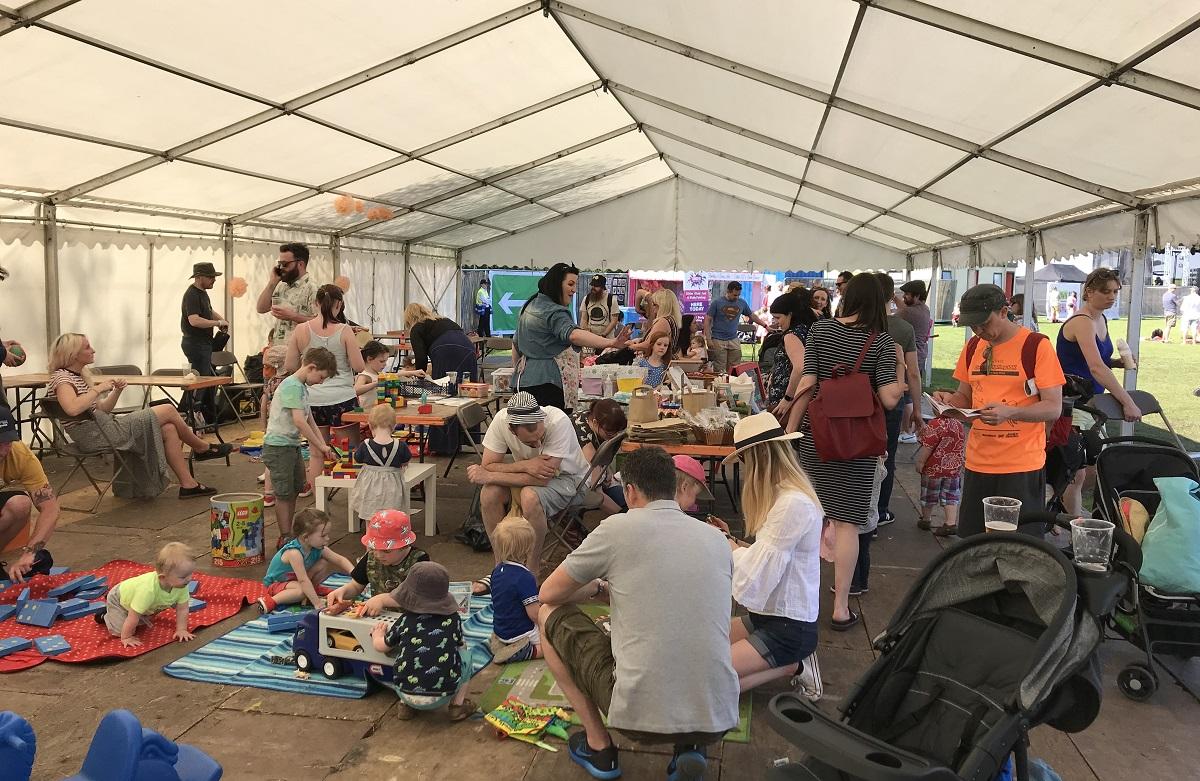 Smithdown Road Festival - Mystery Park