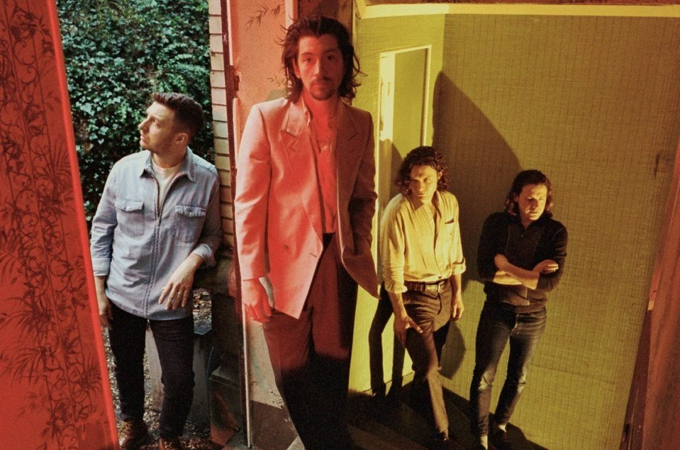 Arctic Monkeys are back with Tranquility Base Hotel & Casino