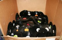 A bin full of records - the ultmate fate for all music?