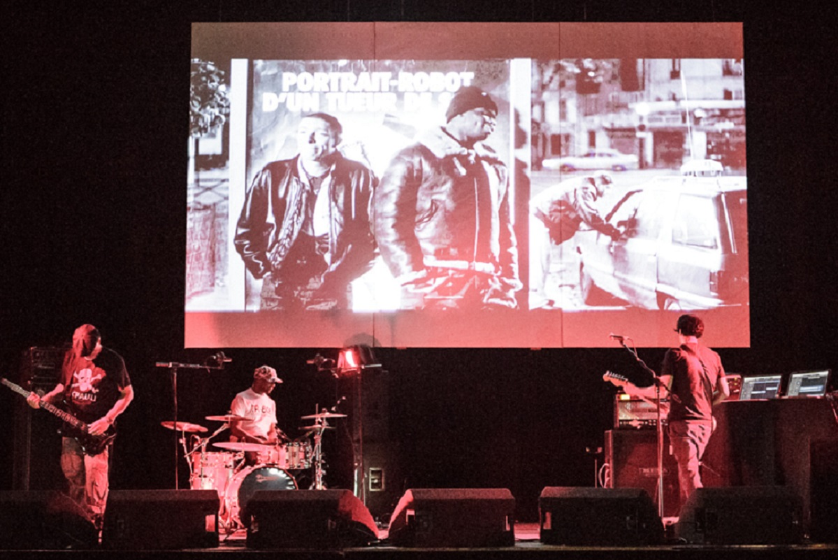 Asian Dub Foundation @ Invisible Wind Factory
