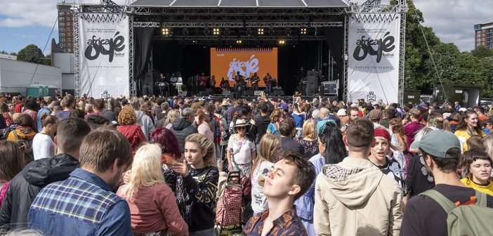 Africa Oyé 2018 review and photo gallery: Sefton Park, Liverpool